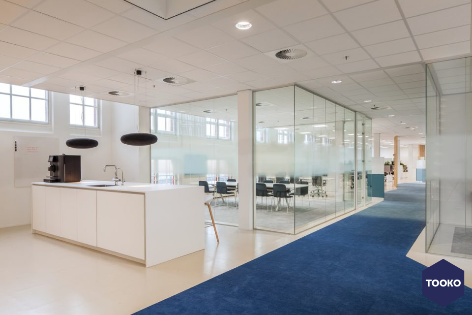 HEYLIGERS design + projects - RIPE NCC Amsterdam