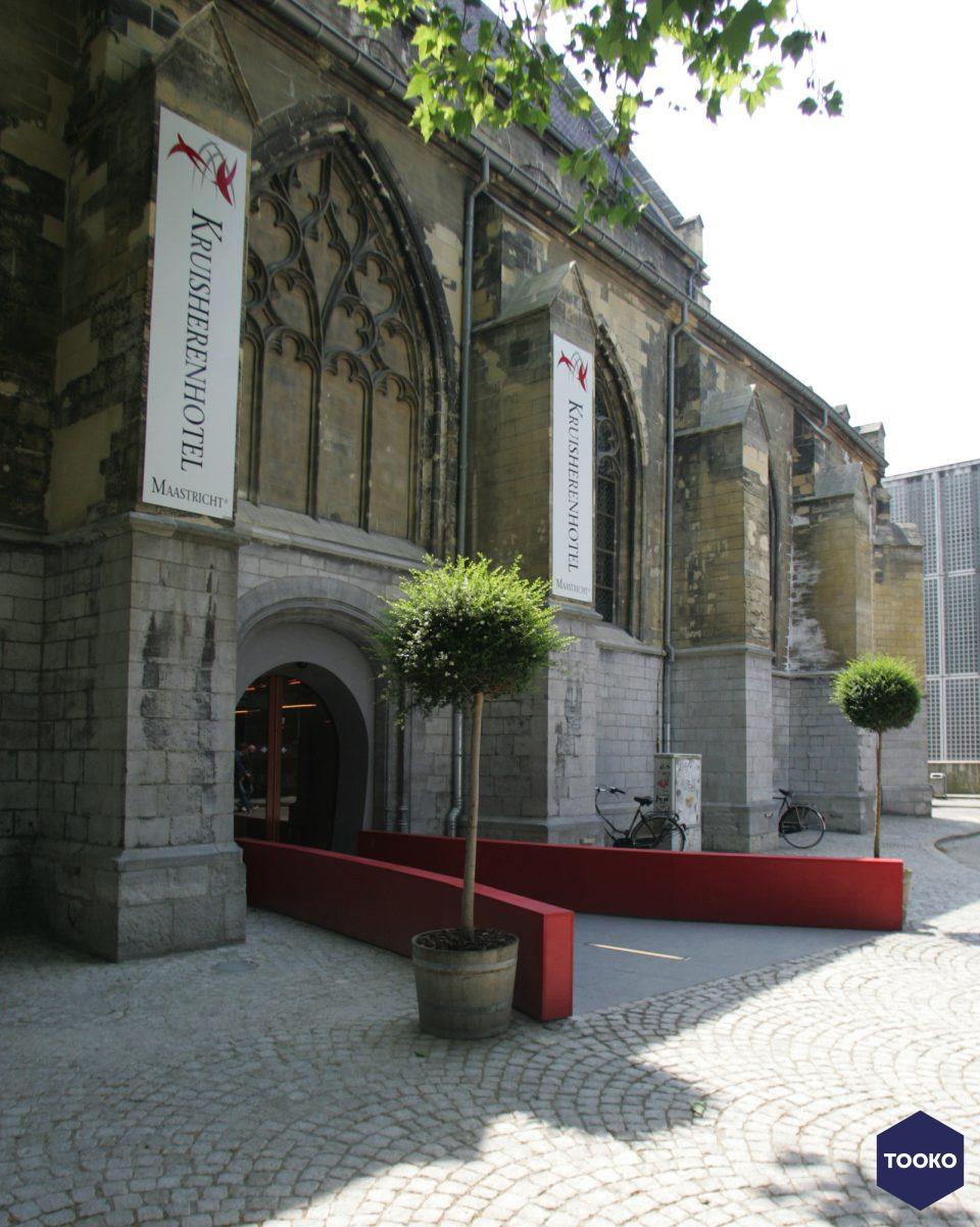 Bloemen Parket - Kruisherenhotel Maastricht