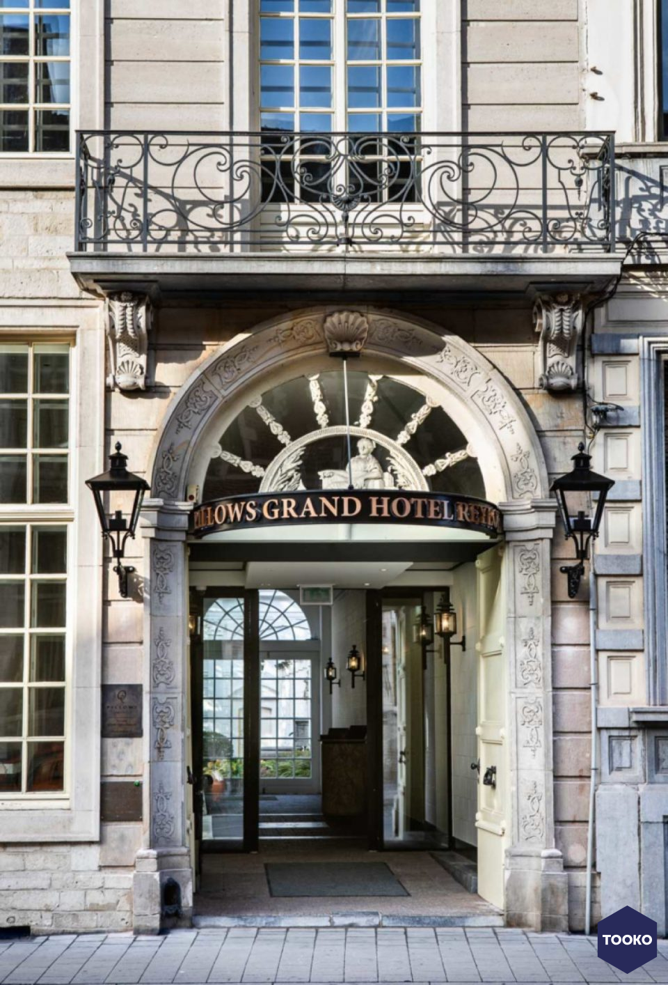 NEWKANTOOR - Pillows Grand Hotel Reylof Gent