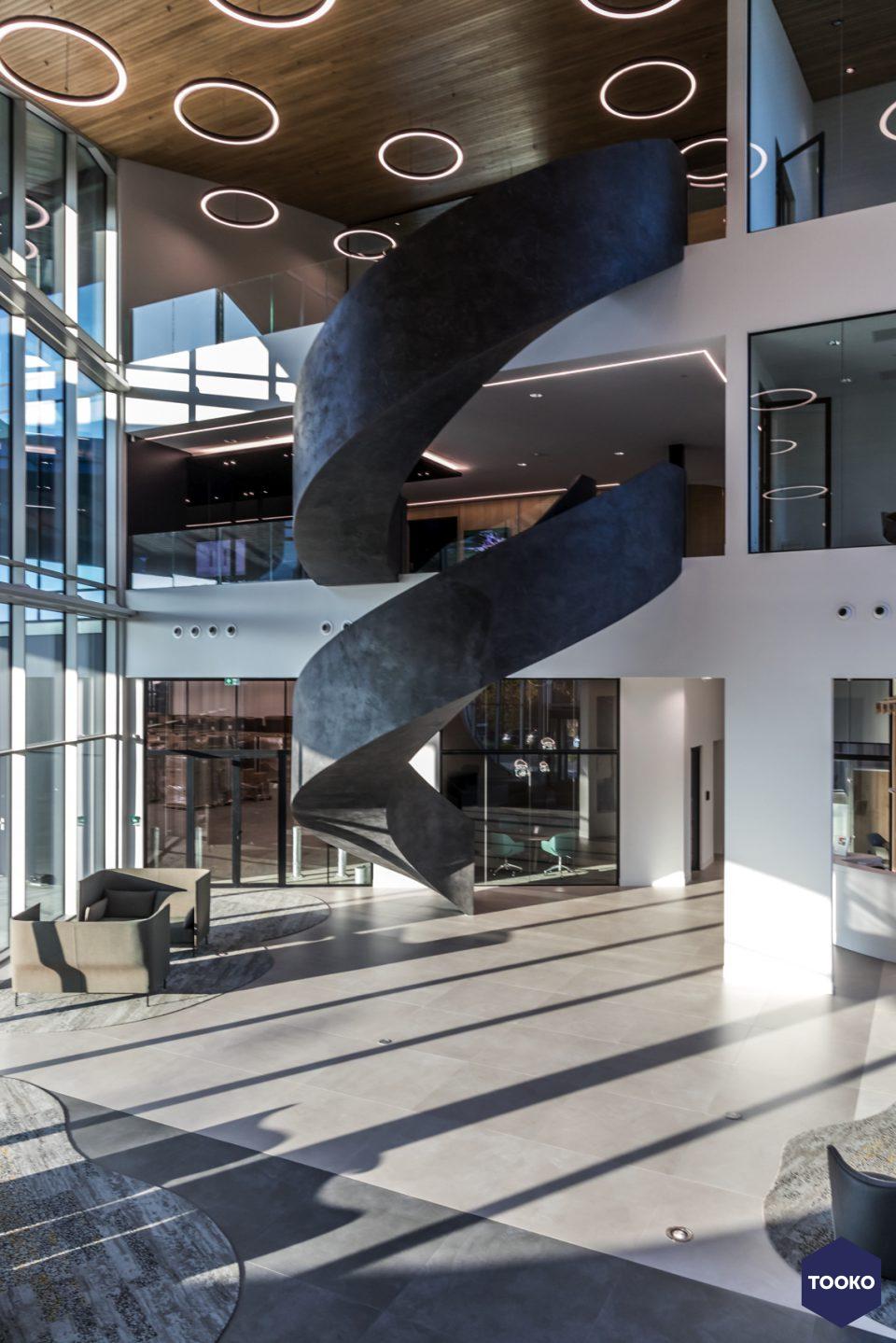 Van Bruchem Staircases - 2 LID wenteltrappen NEW LOGIC