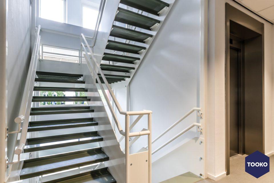 Van Bruchem Staircases - Stalen trappenhuis
