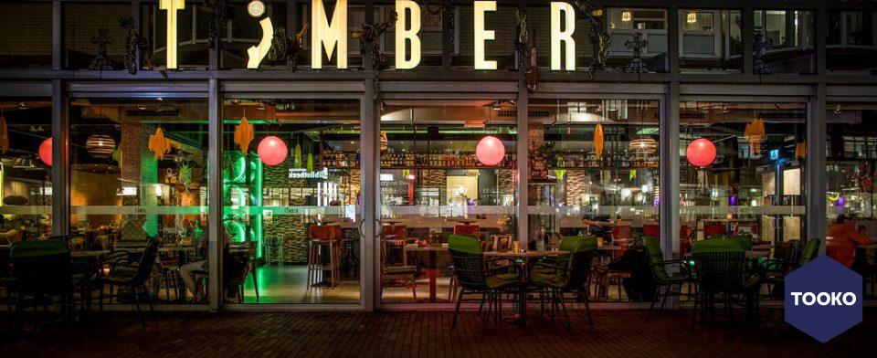 Versteegh Design - Restaurant Timber