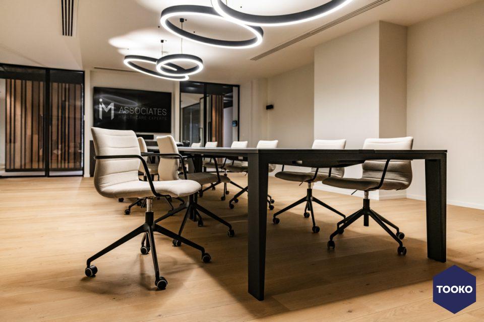 Havic Kantoormeubelen - Project IM Associates