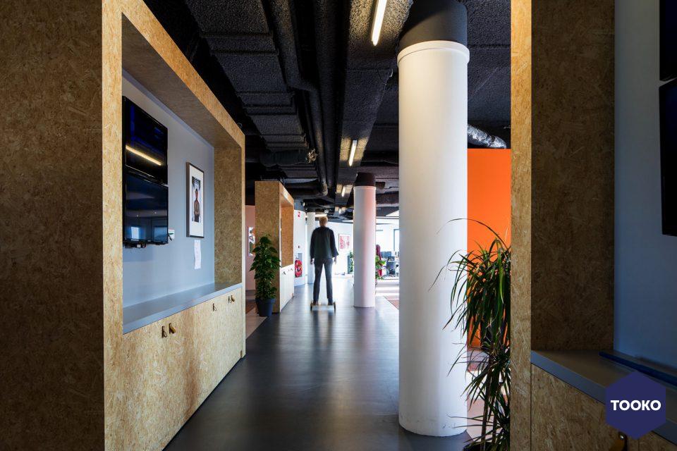 Wildenberg interieurarchitectuur - Hoofdkantoor INFI