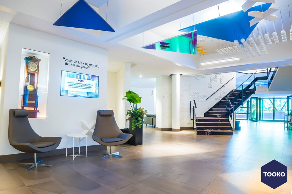 Studio Annette Huijsman - Lobby hotel Preston Palace