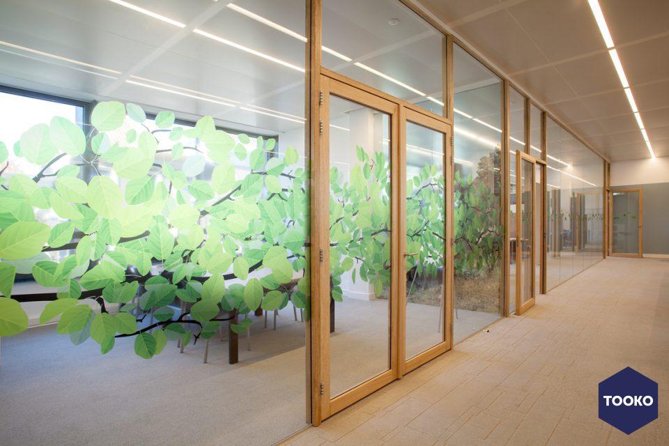 Buro Bogaarts interior + exterior - DAAN legal advocatuur & Notariaat Arnhem