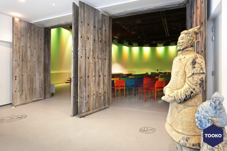 Buro Bogaarts interior + exterior - FOX Vakanties, Hoofddorp