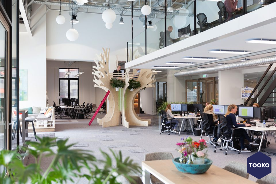 Buro Bogaarts interior + exterior - Perplex Internet marketing Arnhem