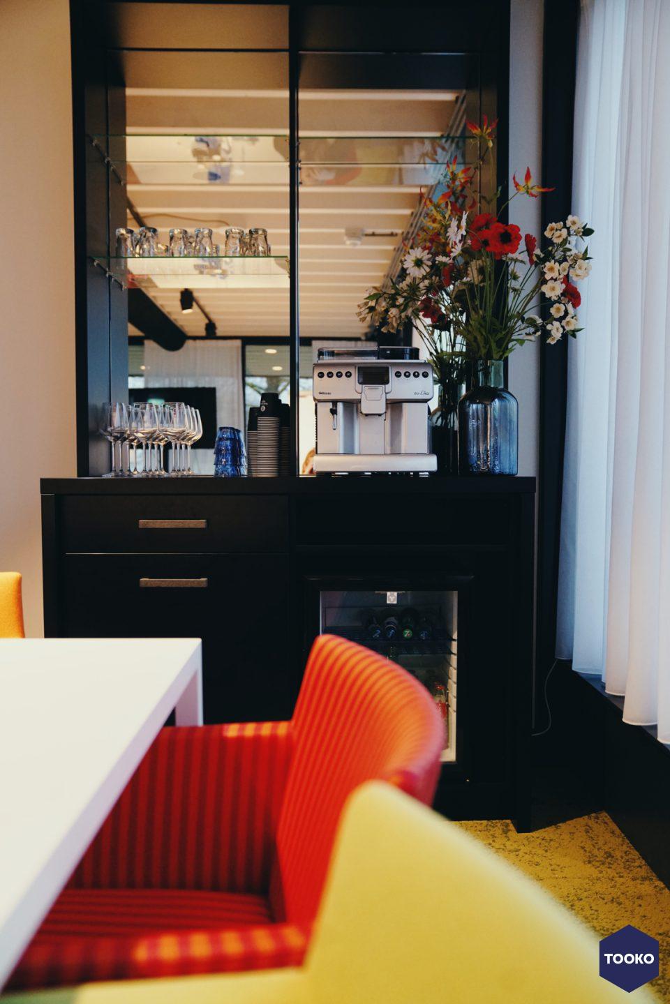 Delade Interieurbouw - Interieur restaurant De Steck