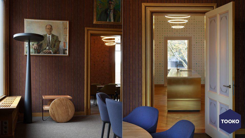 Studio Linse - Artis De Ledenlokalen