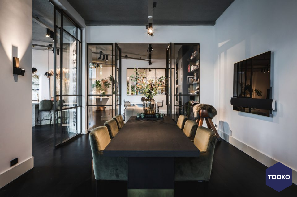 Clairz Interior Design - De Garage Blaricum