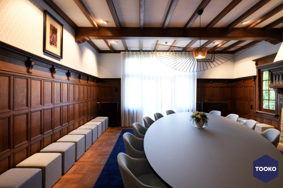 Burobas - Gemeentehuis Nuenen
