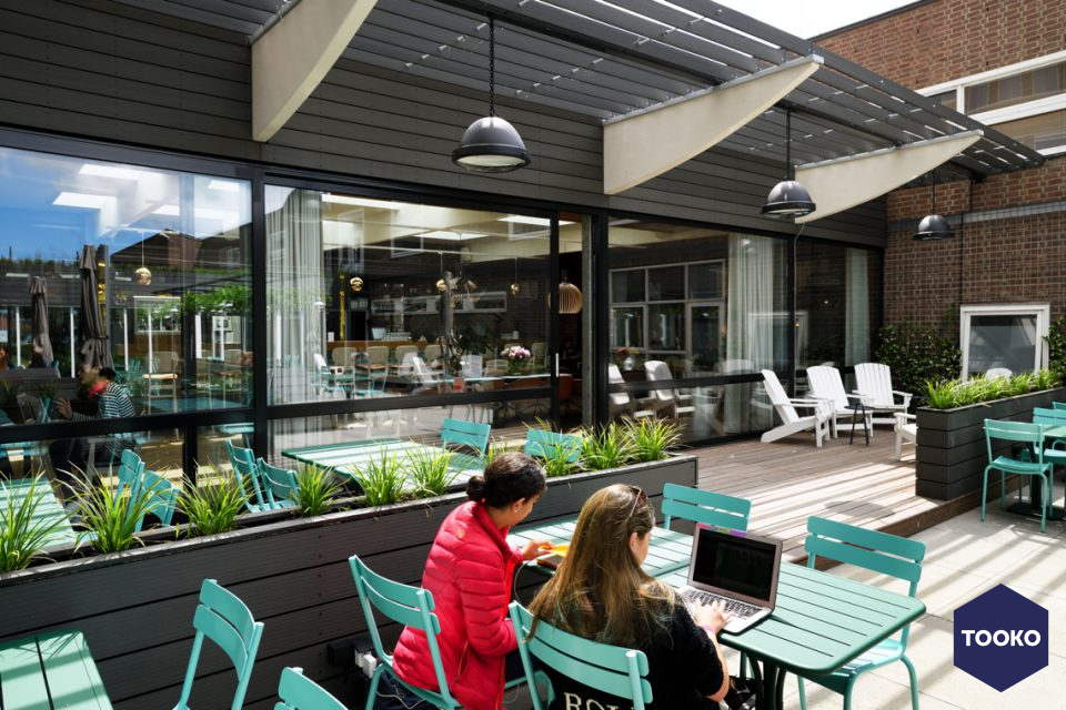 Burobas - HZ University of Applied Sciences, HZ Café – Vlissingen