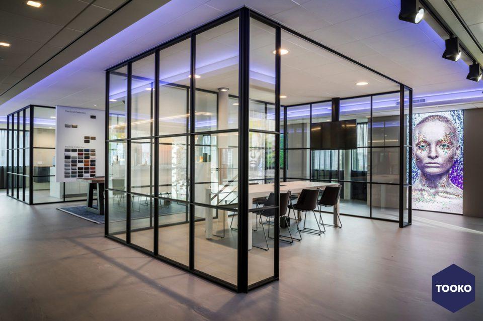 Wildenberg interieurarchitectuur - Eurolacke