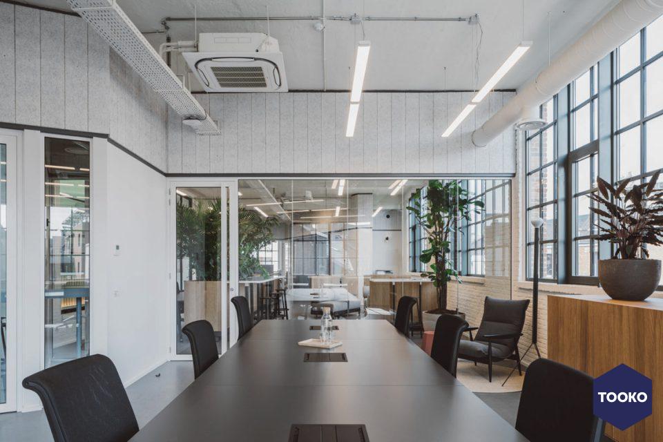 smArt Interior - Kantoor ITP bij 'De Smidse' in Leuven