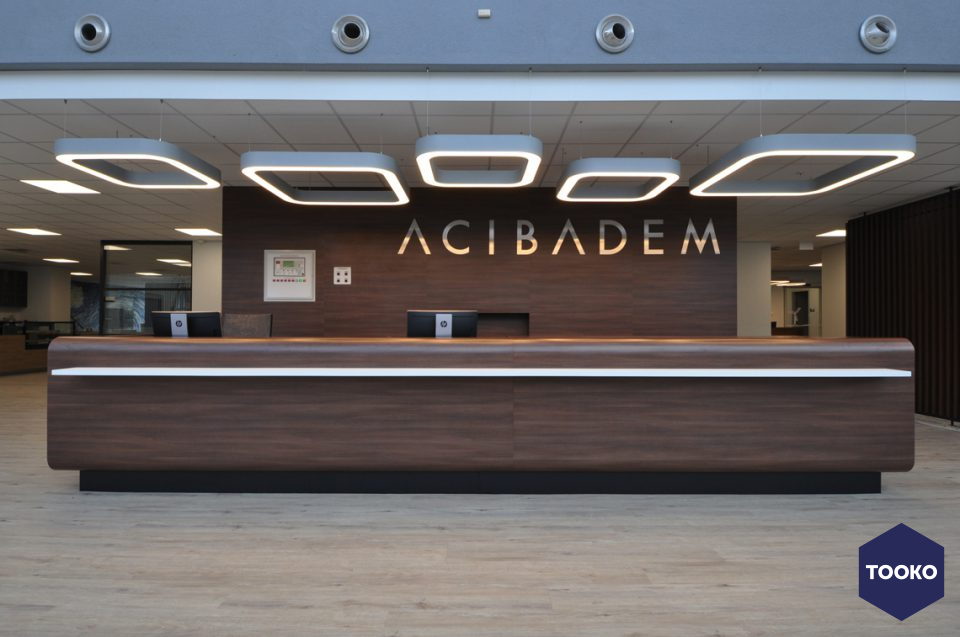 AGS ARCHITECTS - Acibadem International Medical Center