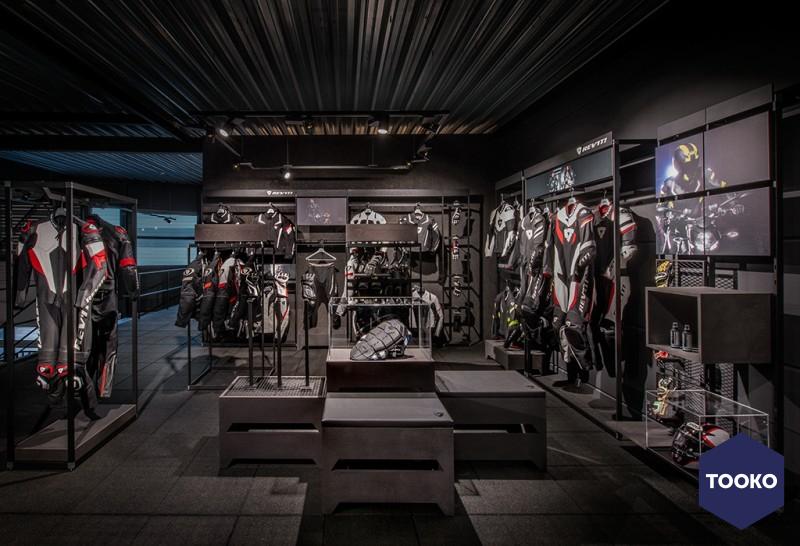 Studiomfd - Rev'it! showroom Oss