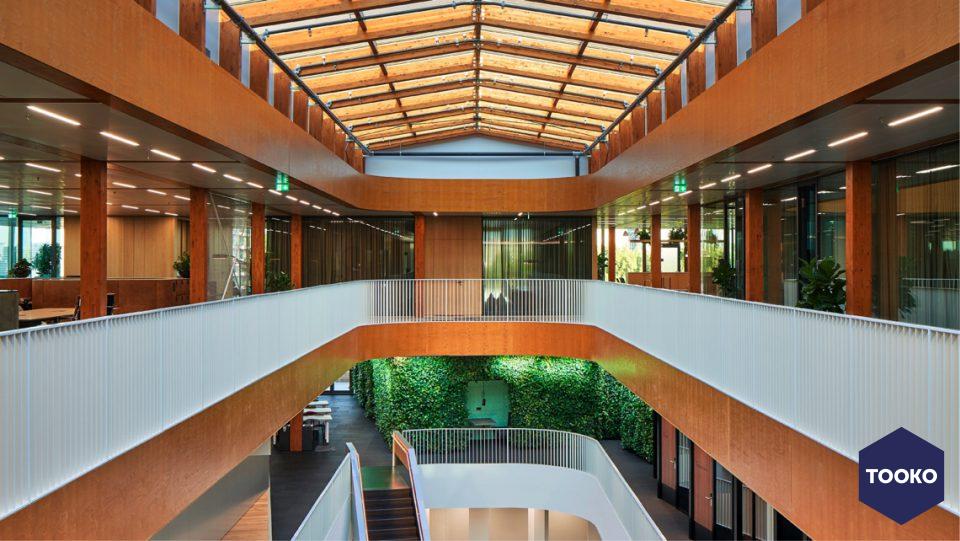 Fokkema & Partners Architecten. - EDGE Technologies Amsterdam