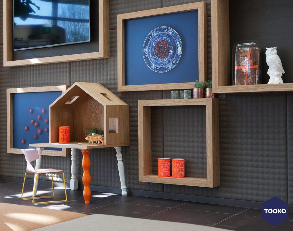quub interior concepts - Rabobank Vaart en Vechtstreek, Hardenberg