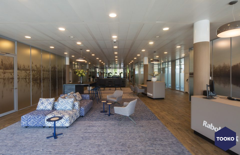 quub interior concepts - Rabobank Maas en Waal – Oost Betuwe – Druten