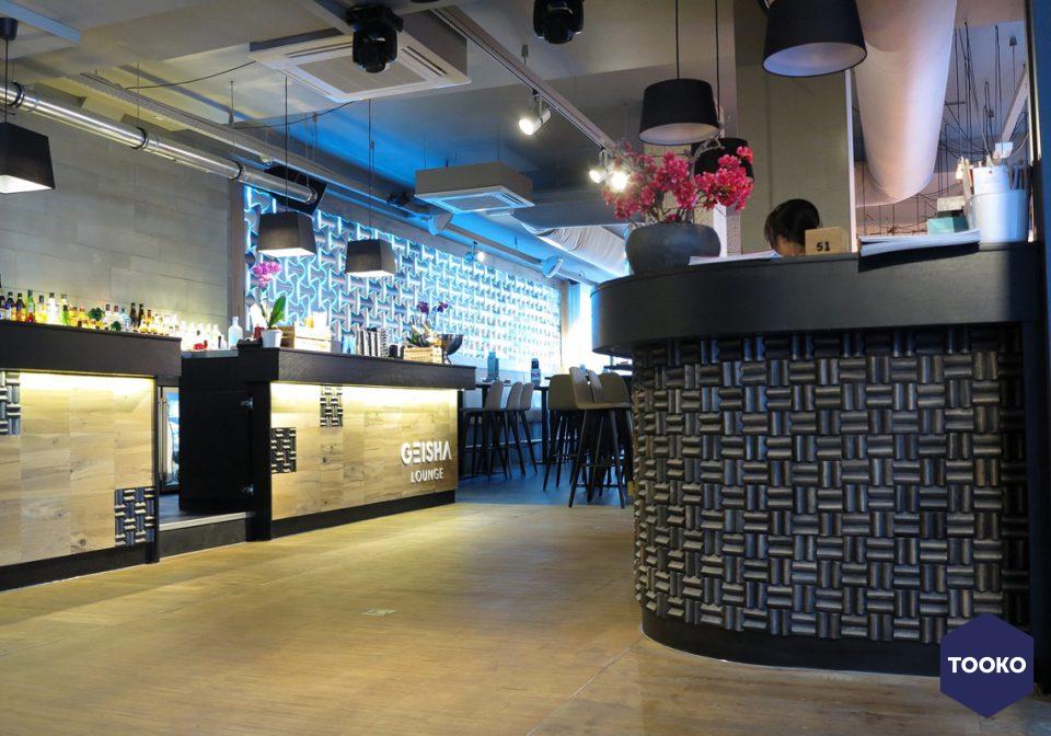 Nature @ home - Geisha- Sushi bar in  Breda