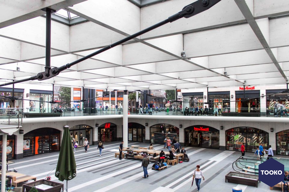 NIBO STONE - Winkelcentrum Arena Den Bosch