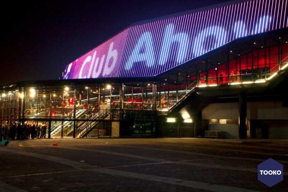 ZJA Zwarts & Jansma Architecten - Rotterdam Ahoy, Rotterdam