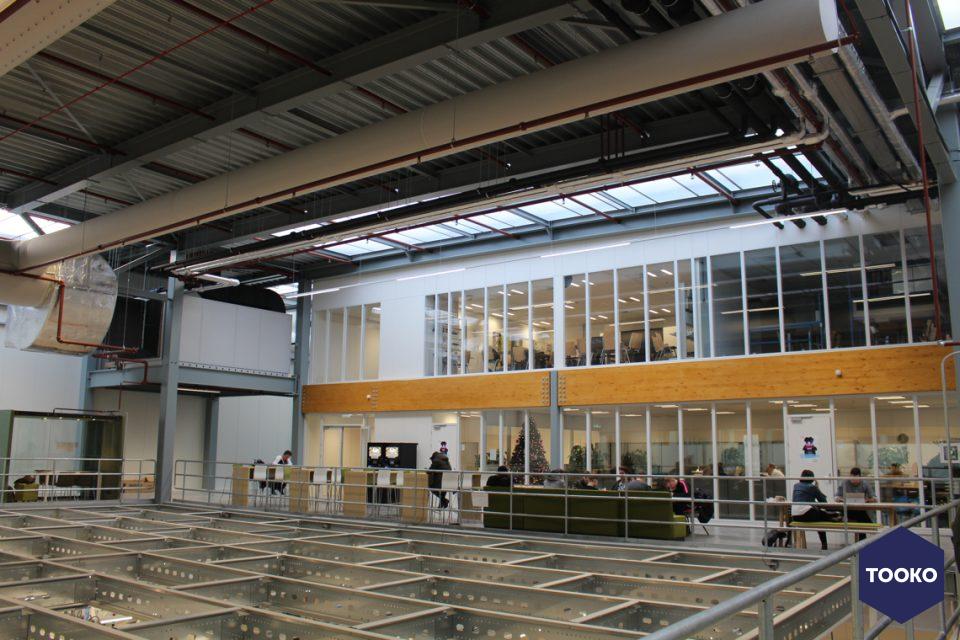 Systemair - Diverse ventilatoren en 40 luchtbehandelingsunits voor Brainport Indutries Campus