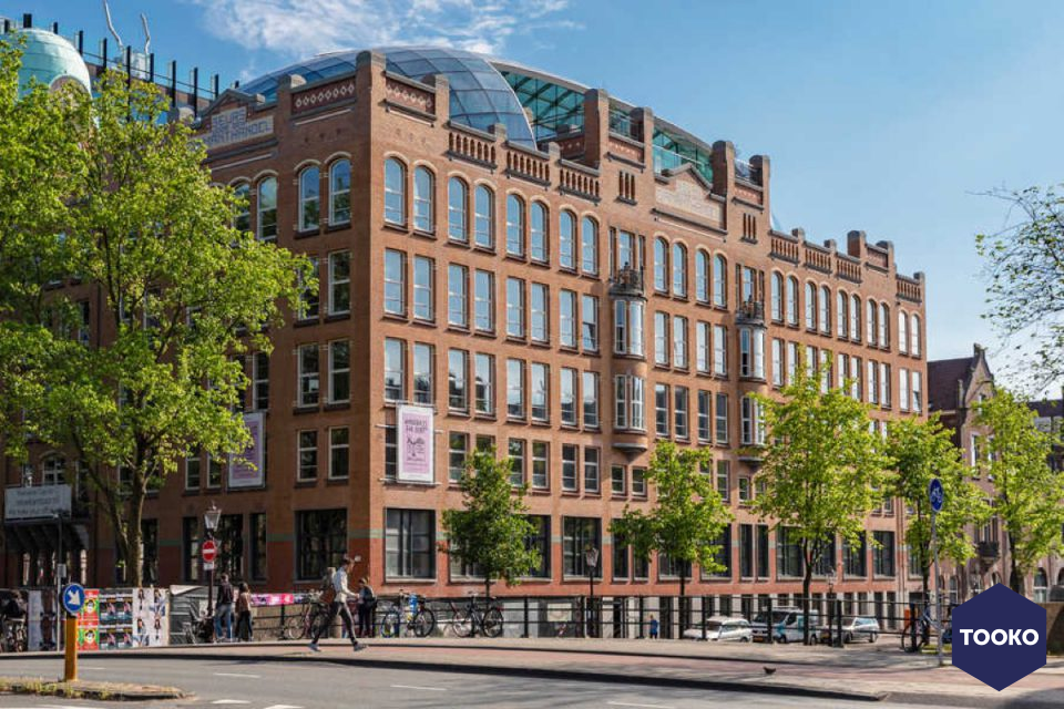 NEWKANTOOR - Diamantbeurs – Capital C | Amsterdam