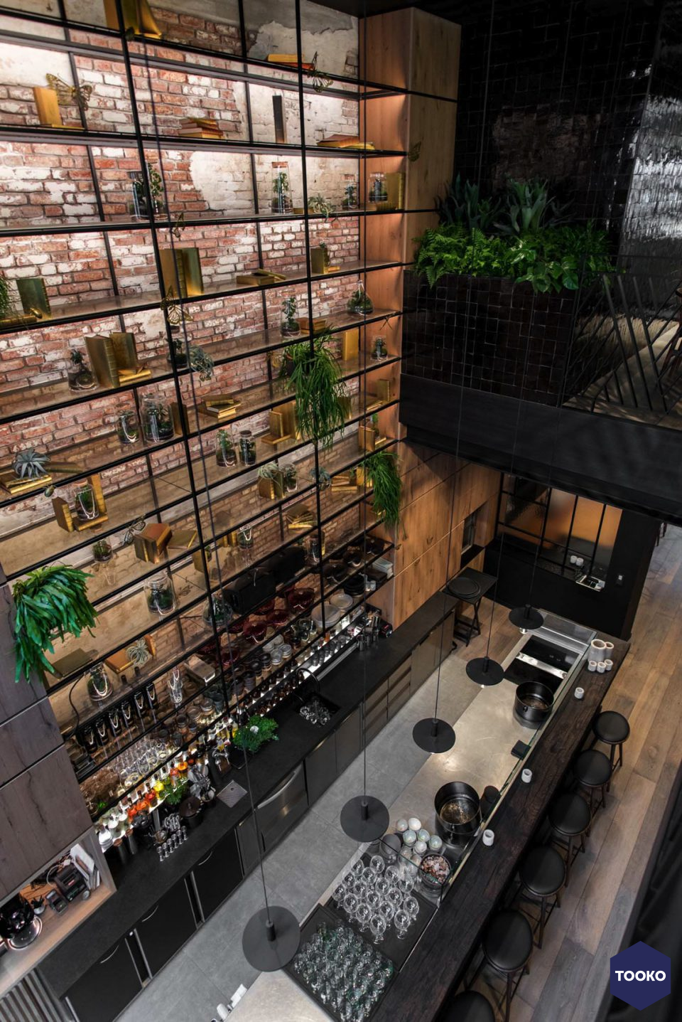 Dieter vander Velpen Architects - Restaurant Mesa