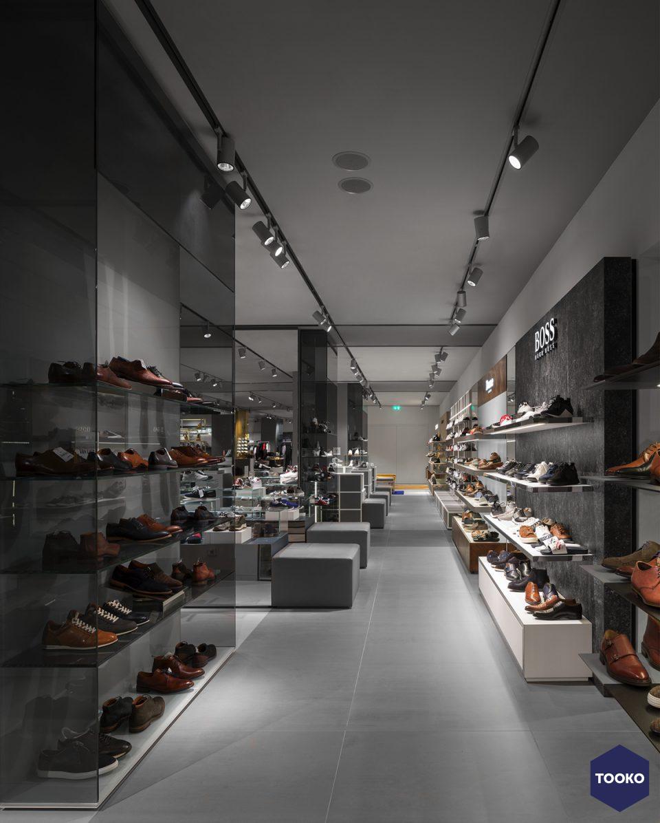 i29 interior architects - De Bijenkorf Amsterdam