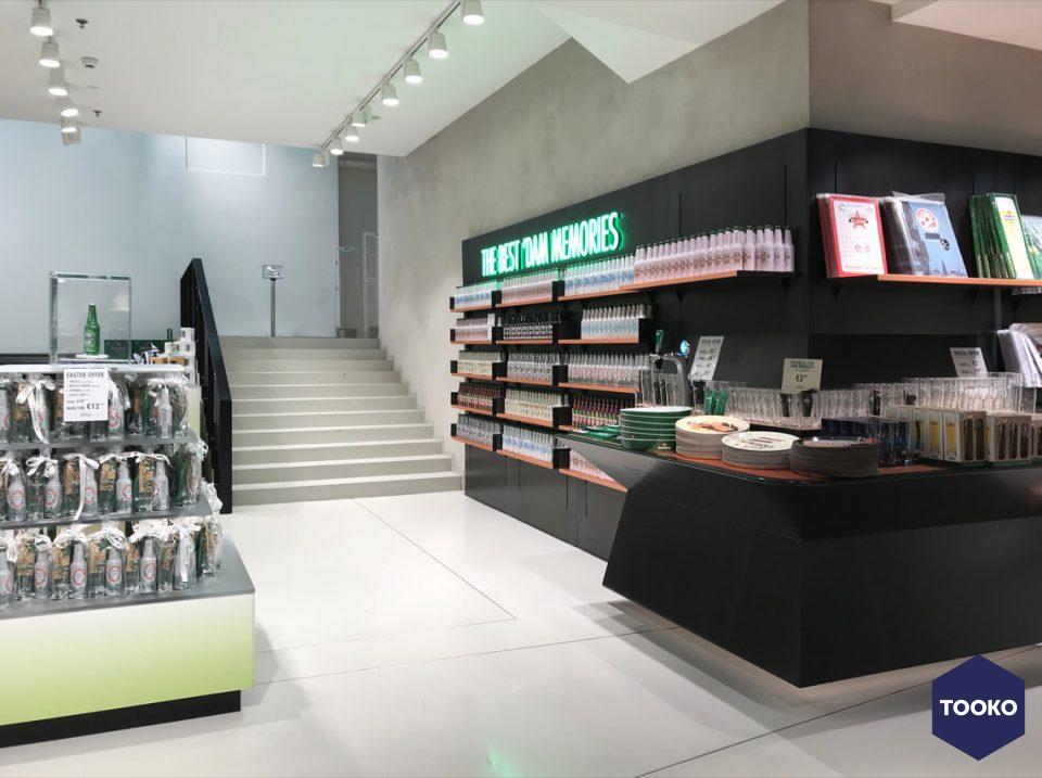 Ideal Projects - Heineken Brand Store