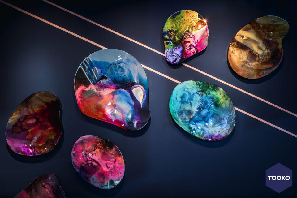 Studio Mariska Jagt - Color blocking – House of Art – Masters of LXRY