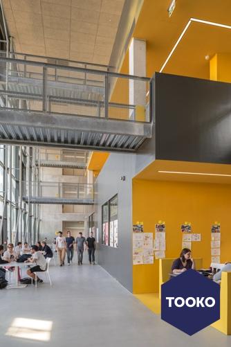 OIII architecten - De Serre Numérique, Valenciennes(Frankrijk)