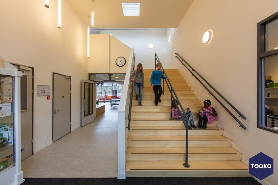 OIII architecten - Kindercampus King, Amstelveen