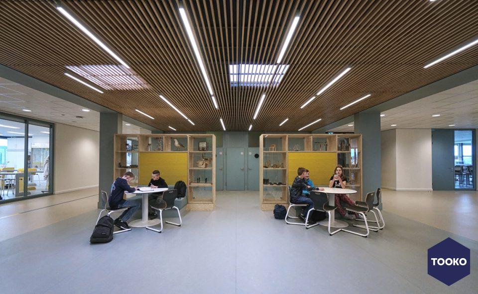 OIII architecten - Scholengemeenschap Martinuscollege Grootebroek