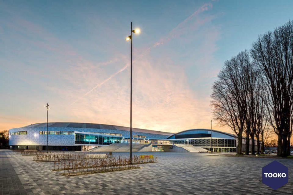 ZJA Zwarts & Jansma Architecten - Vernieuwd Thialf, Heerenveen