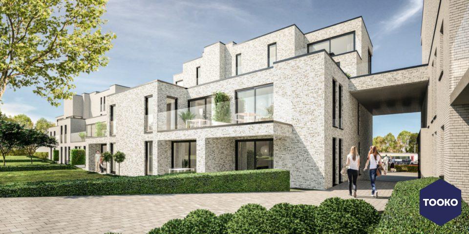 GDesign Architecten - Residentie Coupe