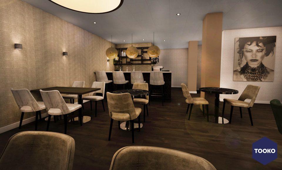 H-IA Hekker Interieurarchitectuur - Fletcher hotel Valkenburg