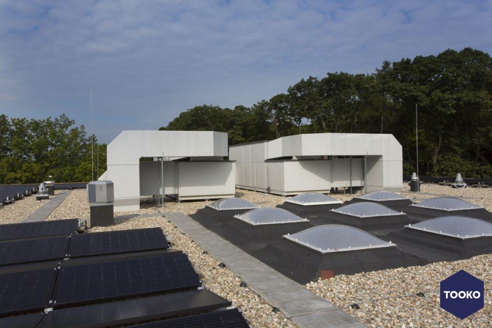 Systemair - Energiezuinige frisse lucht erg belangrijk voor het Revius Lyceum in Doorn