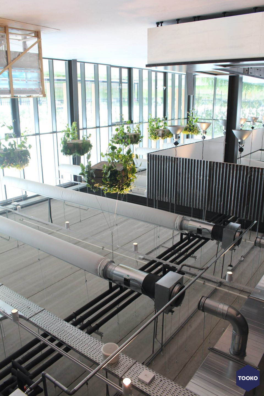 Systemair - 31 ventilatoren en een luchtbehandeling units geplaatst voor nieuwbouw Udea in Veghel.