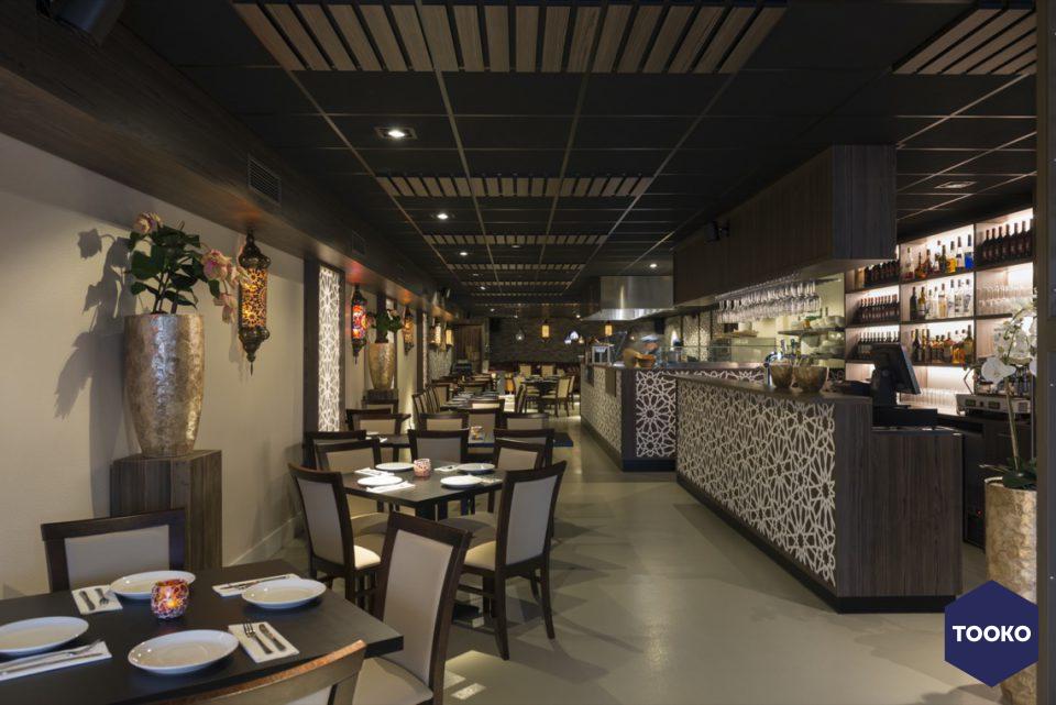 DE JUUL Interieurarchitectuur - Arabisch restaurant ArabesQue
