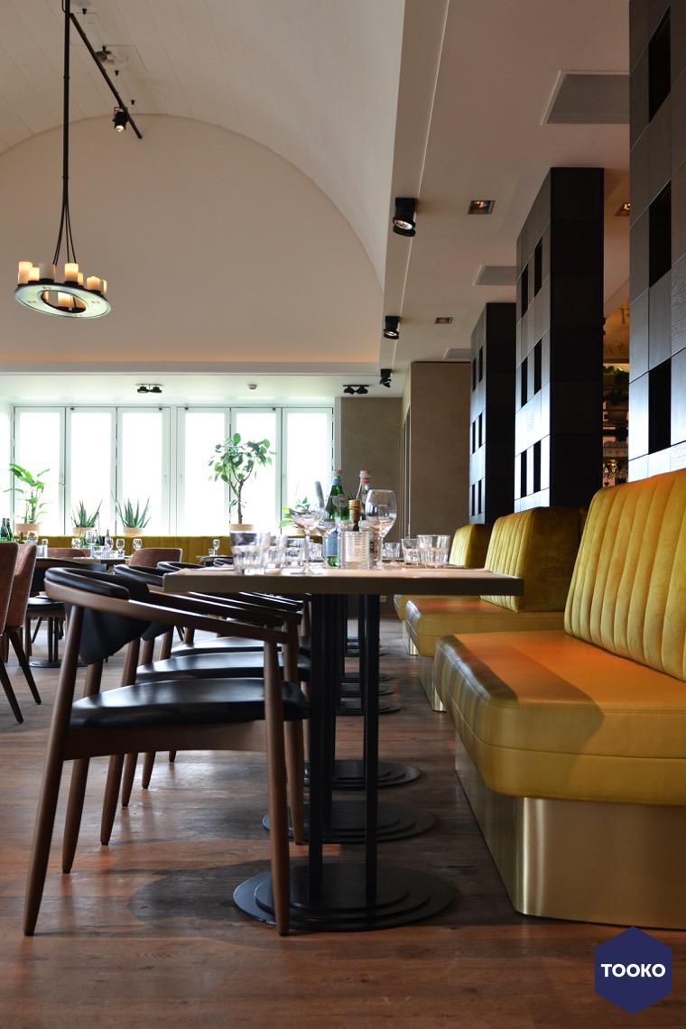HIP Studio - Hof van Saksen – Restaurant Gusto