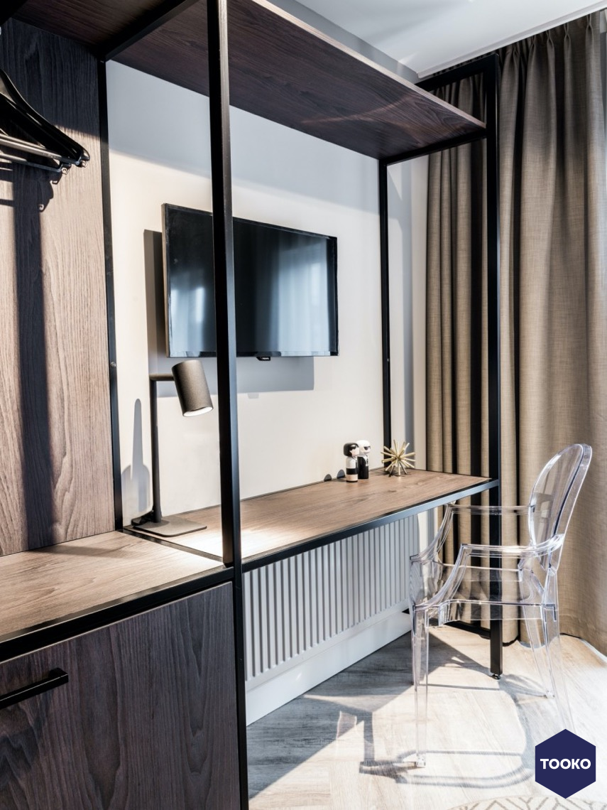 HIP Studio - Sandton Eindhoven Hotelkamers
