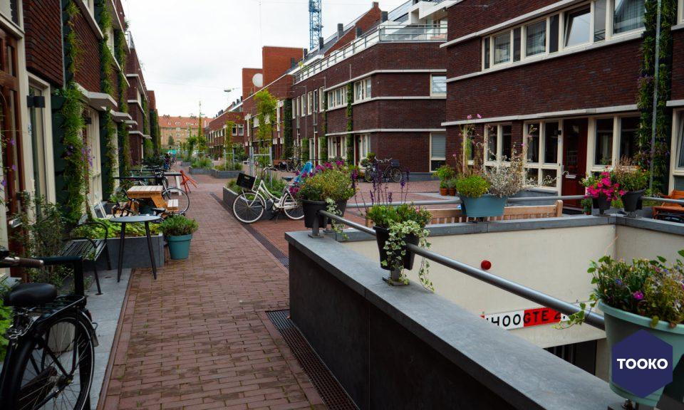 NIBO STONE - PIER 2   Houthaven Amsterdam