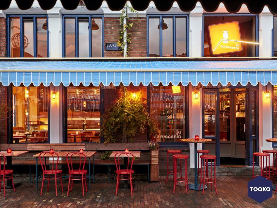 STUDIO MODIJEFSKY - La Cervecería Amsterdam