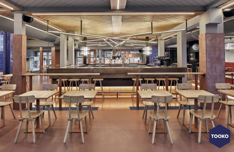 STUDIO MODIJEFSKY - Foodhallen Den Haag