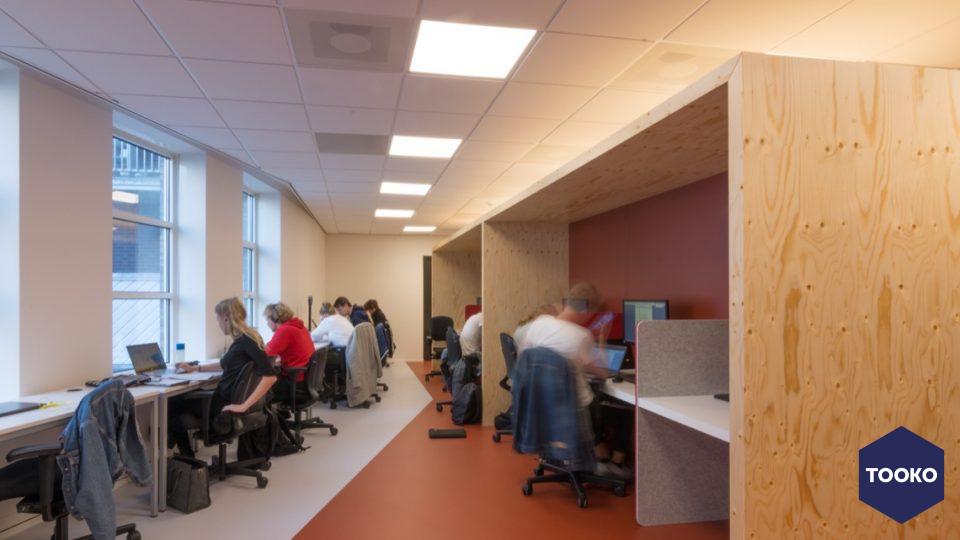 Siebold Nijenhuis Architect - Student Centre The Hague