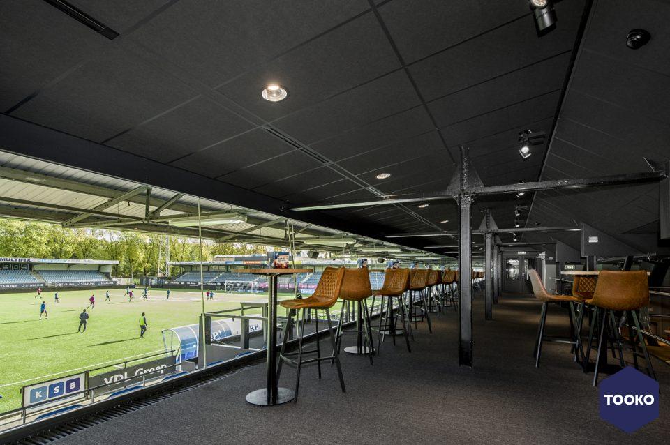 Akoestiek Montage Brabant - FC Eindhoven