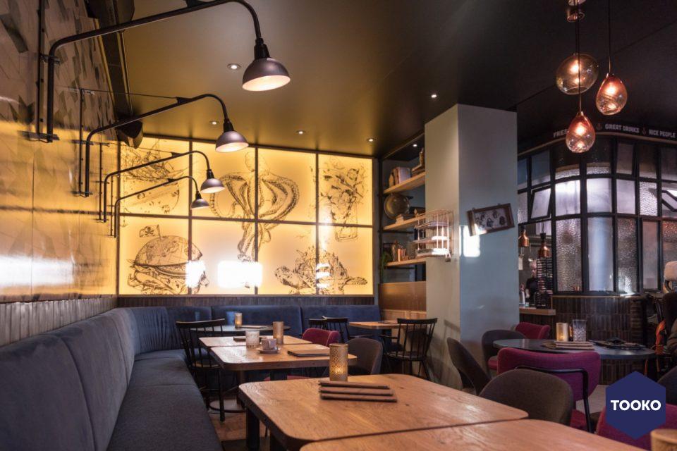 Akoestiek Montage Brabant - Liberty Foodbar